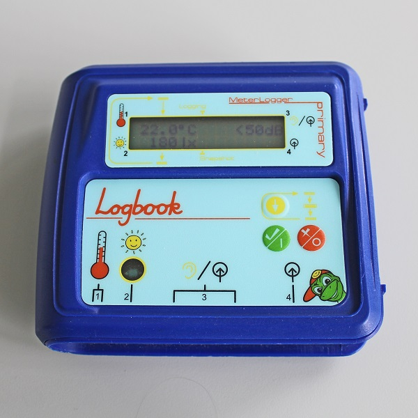 Logbook Primary ML Datalogger