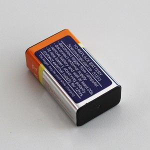 S1813 rechargeable battery