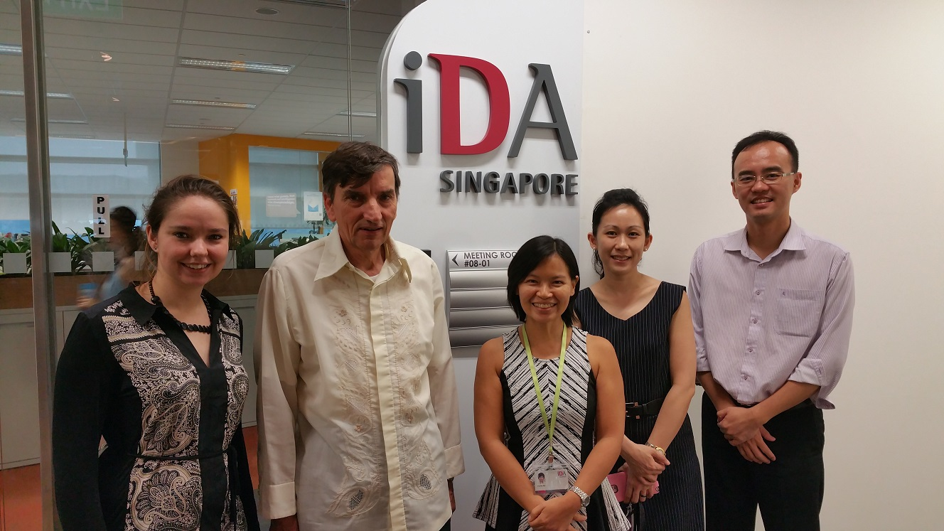 Setting up IoT schools in Singapore – smart schools for a smart nation