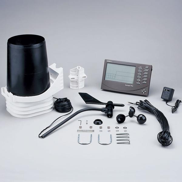 vantage pro2 wireless davis weather station sciencescope. Black Bedroom Furniture Sets. Home Design Ideas