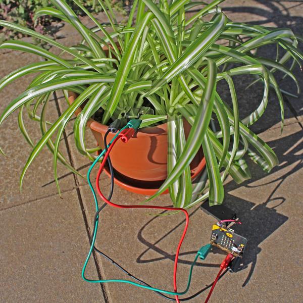 Micro:bit Soil Moisture Sensor