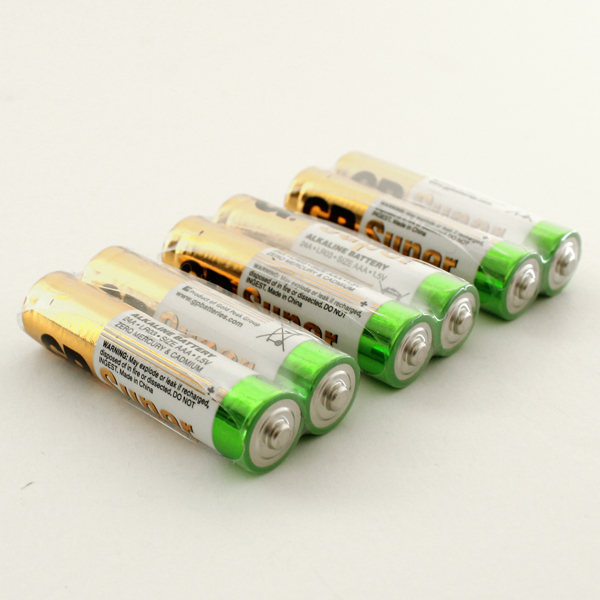 AAA Batteries Pack of 40