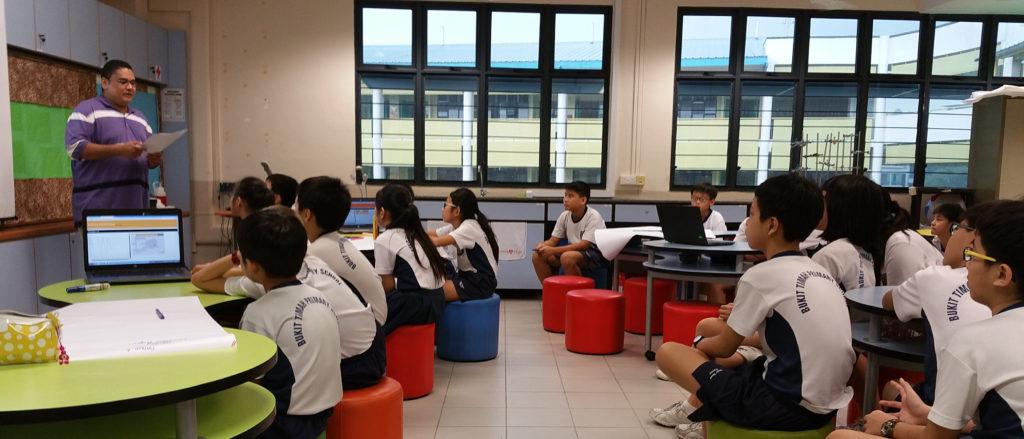 IoT@School Singapore – ScienceScope